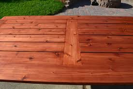outdoor patio table tops