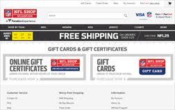 NFL Shop   Gift Card Balance Check   Balance Enquiry, Links ...