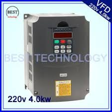 <b>For Russian CE</b> 5.5kw <b>220v</b> AC Frequency Inverter Converter ...