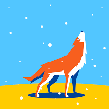 <b>Geometric Wolf</b> Free Vector Art - (28 Free Downloads)