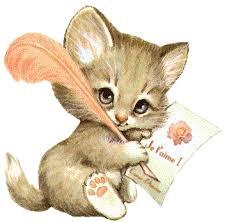 Znalezione obrazy dla zapytania kot w bucie gif ruchomy
