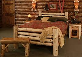 rustic bedroom ideas with natural wooden furniture style bedroom furniture sticker style