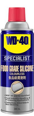 WD-40 Specialist® <b>Food Grade Silicone</b>
