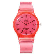 <b>Transparent Clock Silicon</b> Watch reviews – Online shopping and ...