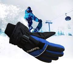 4000 mAh Motorcycle Bicycle Electric Thermal Gloves Winter USB ...