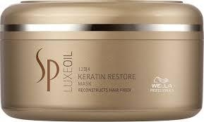 Wella SP <b>Маска для восстановления</b> кератина волос Luxe Line ...
