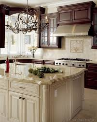 size kitchen antique white cabinets