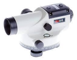 <b>Нивелир оптический ADA Basis</b> (нивелир, кейс, мелкий ...