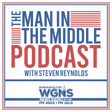 The Man in the Middle Podcast