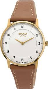 Женские титановые наручные <b>часы Boccia</b> Titanium <b>3254-02</b>