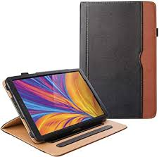 ZoneFoker Galaxy Tab A 10.1 inch 2019 <b>Tablet Leather Case</b>, 360