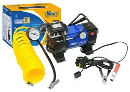 <b>Автомобильный компрессор KRAFT</b> КТ 800029 Power Life EXTRA ...