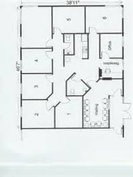 Sample Floor Plans Sustainable Modular Management Inc Dental Office Plan