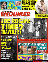 joe rogan archives page of cagepotato when mma goes mainstream expect more of this on newsstands