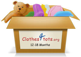 Image result for clothes donation boxes