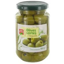<b>Оливки</b> зеленые без косточки консервированные, 160 гр., ТМ ...