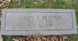 Julian T. Bratton Added by: June Brown - 84932293_132915871852