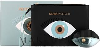 Kenzo World Kenzo - Набор (edp/50ml+bag): купить по ... - MAKEUP