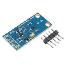 <b>5pcs</b> GY-30 <b>3</b>-5V 0-65535 Lux BH1750FVI Digital Light Intensity ...