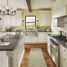 modular kitchen colors: paint colors for kitchen with white cabinets  l shaped modular kitchen