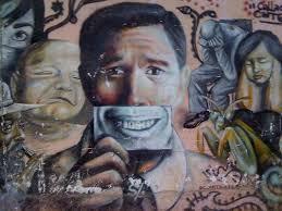 Graffitis et <b>art urbain</b> : Les rues d'Amérique latine donnent de la voix <b>...</b> - cazadorgraff-1024x768