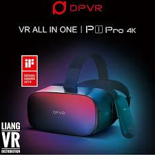 <b>DPVR P1</b> Pro <b>4K</b> Standalone Virtual Reality VR Headset (<b>4K</b> ...