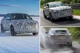 <b>Extreme</b> testing conditions for all-new <b>Jaguar</b> E-Pace SUV in Arctic ...