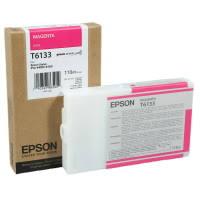 <b>Картридж Epson T6133</b> (magenta) пурпурный Ink Cartridge (110 ...