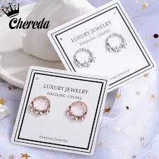 <b>Chereda</b> Star Drop Earring Vintage Hollow <b>Short</b> Dangle Earrings ...