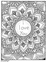 Small Picture 148 best Hearts Love Coloring Pages for Adults images on