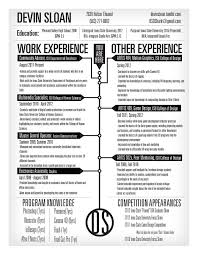 7 creative resume design layouts that will set you apart the example below resembles a traditional resume but uses a timeline as a way to organize and connect each section