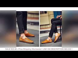 $22.46 <b>MIXIDELAI Genuine</b> Cow <b>Leather Mens</b> Loafers Fashion ...