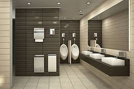 restroom design corporate offices and wall tiles on pinterest bathroom office