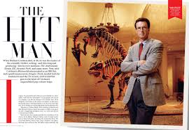 the official site of michael crichton michael crichton in vanity fair magazine