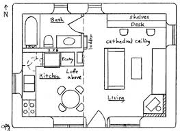 Floor Design   House Floor s And DesignsSmall House Floor Plans With Loft  middot  Easy On The Eye Tiny House Floor Plans Sq Ft