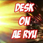 We Knew Ryu's New Arcade Edition Moves were Good, but Desk Makes Them Look Amazing
