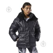 ᐉ <b>Куртка</b> Reebok <b>CL DOWN MID JACKET</b> DY5991 S черный ...