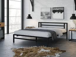 Двуспальная <b>кровать Титан</b> Черный купить по цене 13 490 руб ...