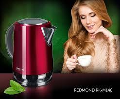 <b>Электрический чайник REDMOND RK</b>-<b>M148</b>: характеристики ...