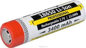 """<b>Аккумулятор</b> защищенный Armytek """"<b>18650</b> Li-Ion"""", 3400 мАч ..."""