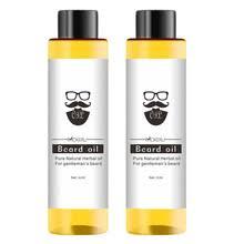 2 шт., блестящее <b>питательное</b> органическое <b>масло для бороды</b> ...