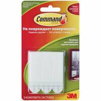 «<b>3M Застежки самоклеящиеся</b> легкоудаляемые Command, для ...