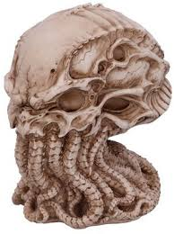 <b>Cthulhu Skull</b> | Nemesis Now Sculptures | EMP