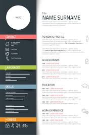 resume templates cool a cv photoshop template creative ui 89 wonderful designer resume templates