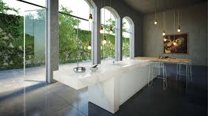 calacatta marble kitchen waterfall: new calacatta nuvo  calacatta  new calacatta nuvo