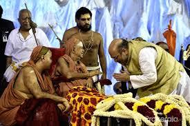 இந்தியாவில் அனைத்து மக்களுக்கும் வழிகாட்டு மையமாக காஞ்சிமடம் இருக்கிறது