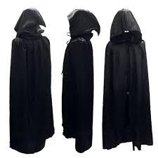 Happyfestival Halloween Costume Vampire <b>Gothic Hooded Cloak</b> ...