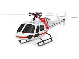 <b>XK K123 6CH</b> Brushless AS350 Scale RC Helicopter RTF Mode 2