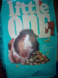 Стоит ли покупать <b>Корм</b> для морских свинок <b>Little One Guinea</b> ...