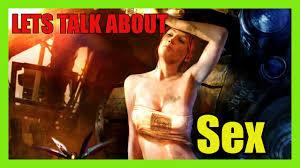 SHTF LETS TALK ABOUT SEX YouTube